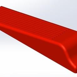 Descargar archivos 3D gratis CUÑA DE PUERTA, paucam