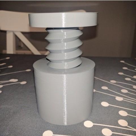 Download free STL file Adaptable foot • 3D printer design, mashirito