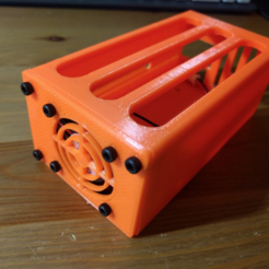Free 3D printer designs RAMPS BOX (YERB), mashirito