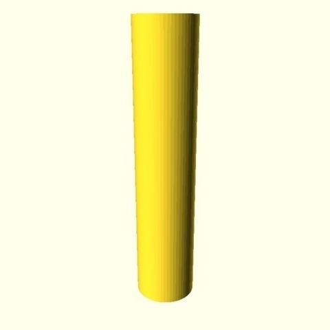 Free stl file Ikea dowel 27x5.8mm for lack table, mashirito
