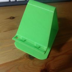 Download free STL file Smartphone support (smartmashirito) • 3D printer design, mashirito