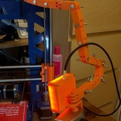 Download free 3D printer files Universal Cam Holder Arm, mashirito