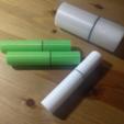 Download free STL file Waterproof cigarette pack • 3D printer object, mashirito