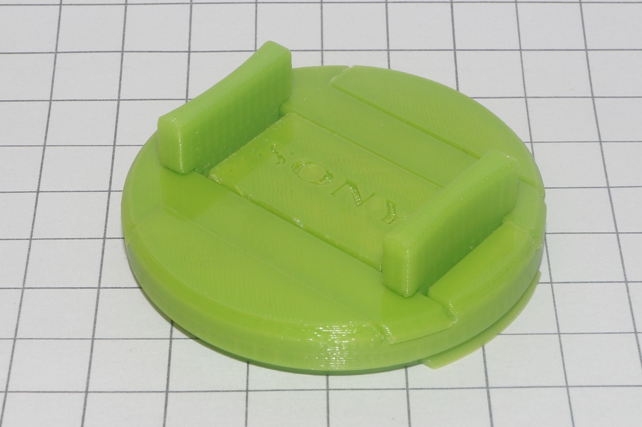 DSC06556.JPG Download free STL file Крышка объектива 55мм фотоаппарата SONY • 3D print design, Vladimir310873