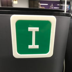 Download free 3D printing templates Printer numbers, Hex17