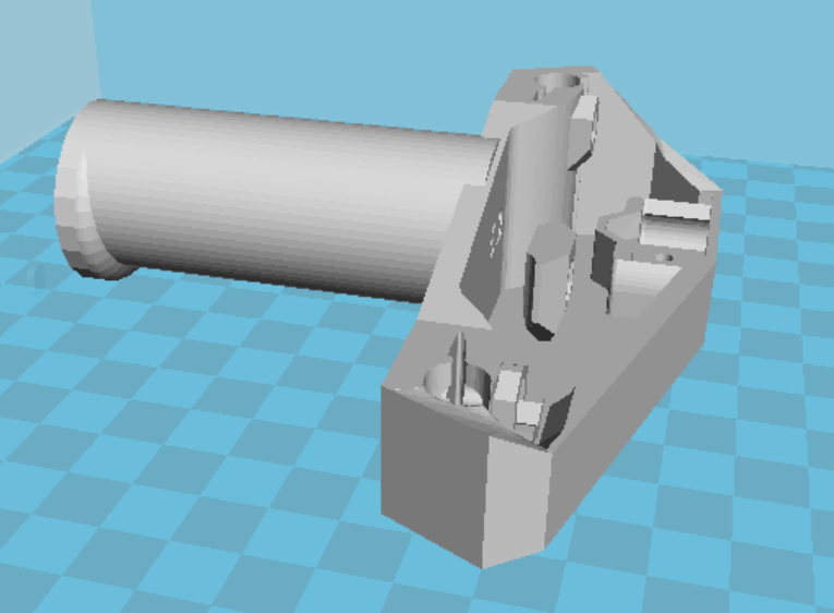 Annotation 2020-02-02 222815.png Download free STL file dagoma coil holder • 3D printing model, net