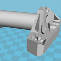 Download free 3D print files dagoma coil holder, net