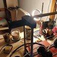 Télécharger fichier 3D gratuit porte bobine dagoma, net