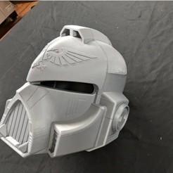 Télécharger modèle 3D gratuit Casque de la marine spatiale - Portable (remix), Erdrick