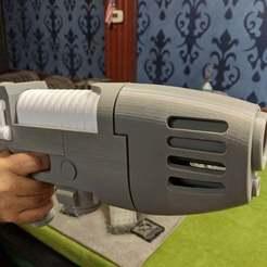 Télécharger fichier STL gratuit Pistolet à plasma Warhammer 40k • Plan pour impression 3D, Erdrick