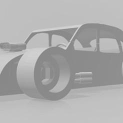 Télécharger fichier STL voiture de course , Tazmaker