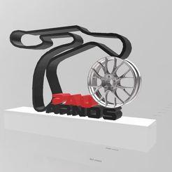 Télécharger plan imprimante 3D circuit Pau Arnos, Tazmaker