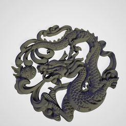 1.JPG Download STL file dragon • 3D print object, Tazmaker