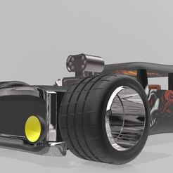 Download 3D printer files HotRod, Tazmaker