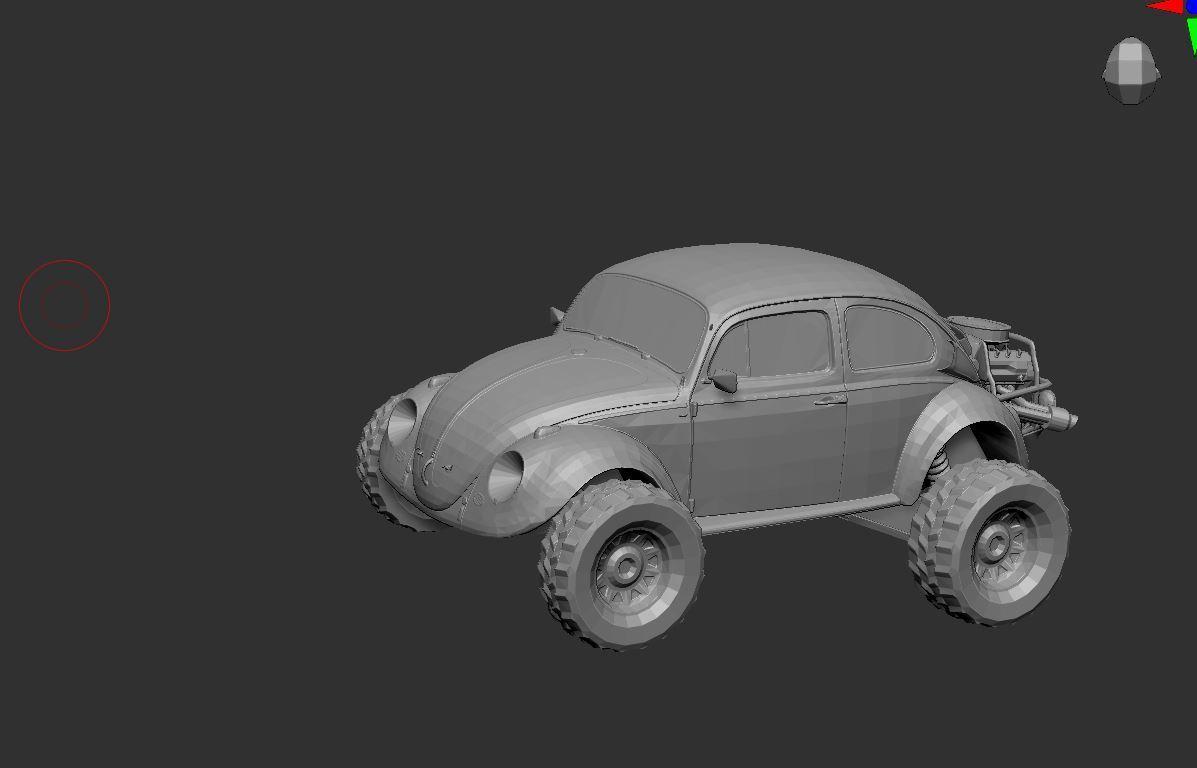 2.JPG Télécharger fichier STL gratuit cox 4x4 custom • Design pour imprimante 3D, Tazmaker