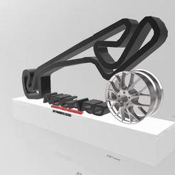 Télécharger fichier 3D Circuit de Nogaro, Tazmaker
