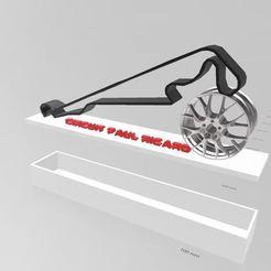Télécharger plan imprimante 3D Circuit Paul Ricard le castellet, Tazmaker