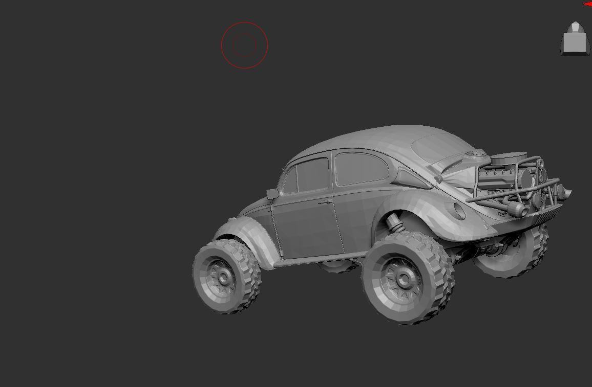 1.JPG Télécharger fichier STL gratuit cox 4x4 custom • Design pour imprimante 3D, Tazmaker