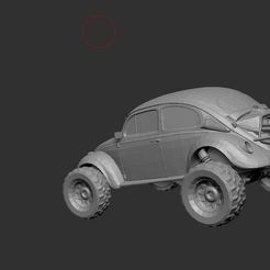 Download free 3D printer templates cox 4x4 custom, Tazmaker