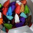 Free 3D print files Little Rocket, macouno