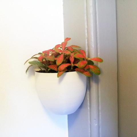 5.jpg Download free STL file Little Planter • 3D print model, macouno