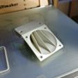 Télécharger STL gratuit Étui pour ventilateur Ultimaker Original Plus, macouno