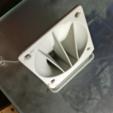 Download free 3D printer templates Ultimaker Original Plus Fanshroud, macouno