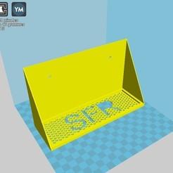 Imprimir en 3D El estante superior Box SFR, nicodem6087