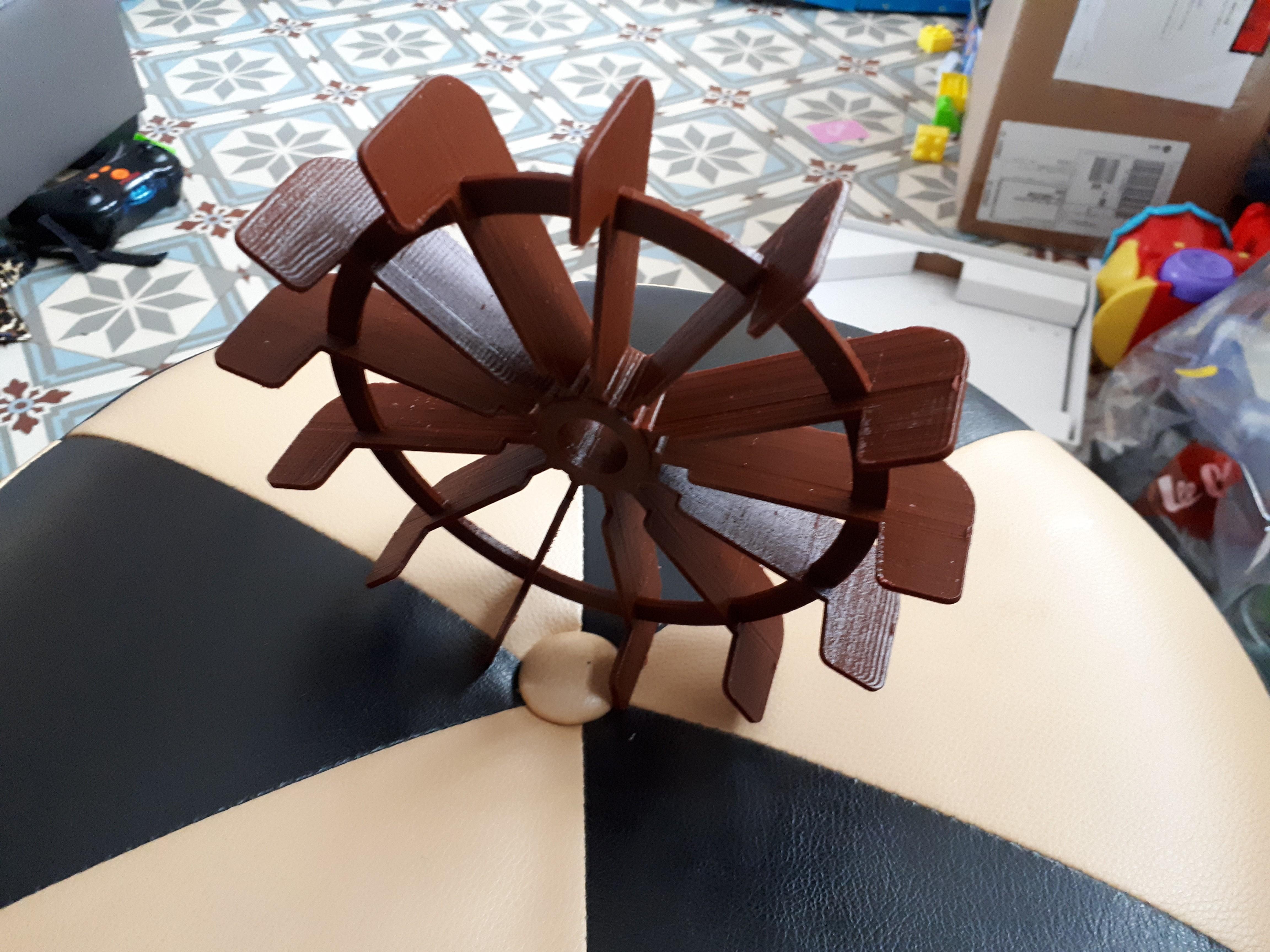 20180625_185046.jpg Download STL file electric motor cooling • 3D print object, nicodem6087