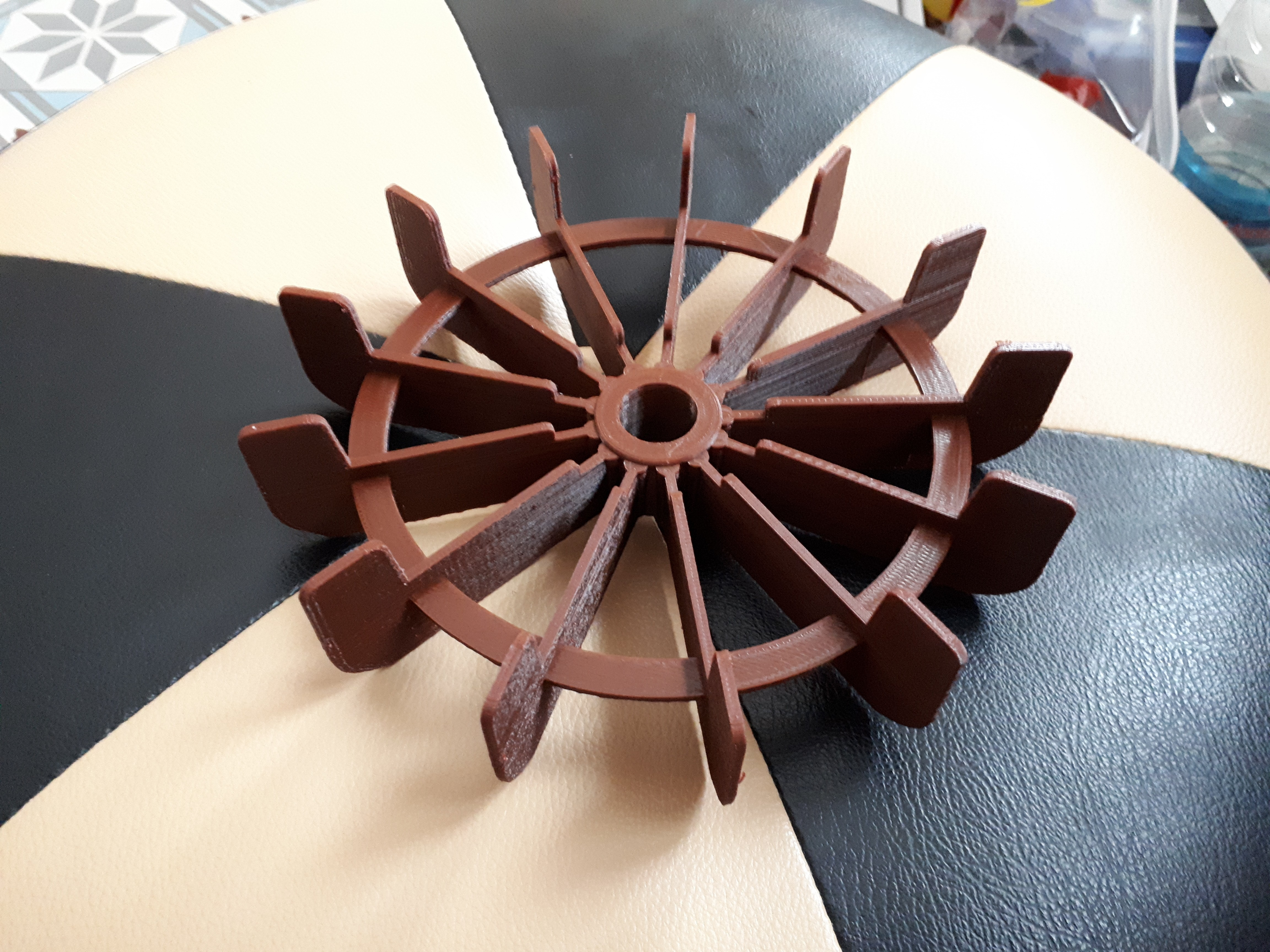 20180625_185055.jpg Download STL file electric motor cooling • 3D print object, nicodem6087