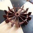 3D printer models electric motor cooling, nicodem6087
