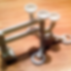 Arm_Left.stl Download free STL file Fingerdigger • Design to 3D print, Zippityboomba