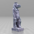Free 3D model Taweret sculpture scan, Zippityboomba