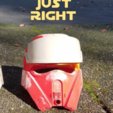 Free STL files Shoretrooper Helmet Resized for Kids, Zippityboomba