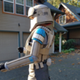 Free 3d printer designs Shoretrooper armor parts, Zippityboomba