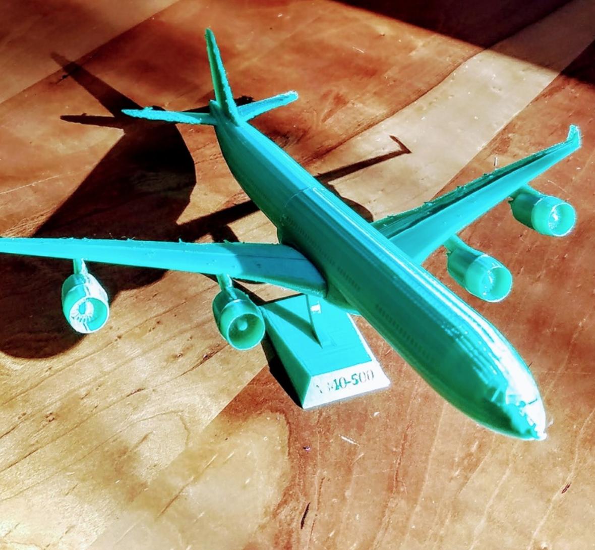 Capture d'écran 2018-02-14 à 11.04.47.png Download free STL file A340 1:200 single bed print • 3D print object, Zippityboomba