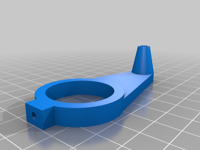 VenusPlanetArm.png Télécharger fichier SCAD gratuit Planétarium mécanique • Plan pour impression 3D, Zippityboomba