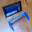 Download free STL file Nintendo Switch Flat-folding Screen Shade • 3D printable template, Zippityboomba