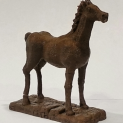 Download free 3D model Imagine a Horse, Zippityboomba