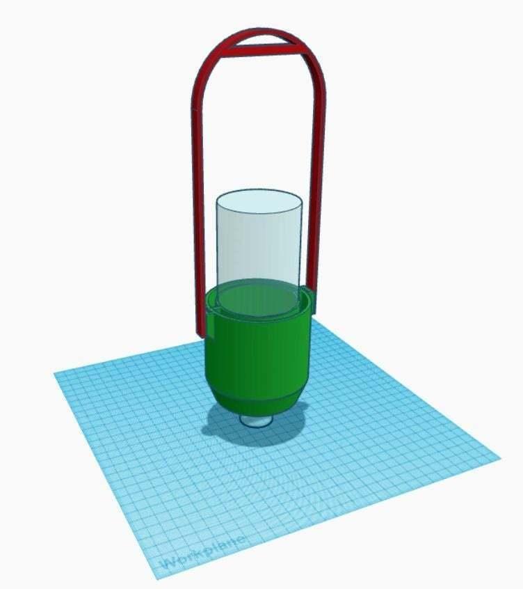 Clipboard02.jpg Télécharger fichier STL gratuit Peintre au pendule • Plan imprimable en 3D, Zippityboomba