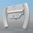 Free 3D printer designs ZB KartWheel - Nintendo Switch Steering Wheel, Zippityboomba