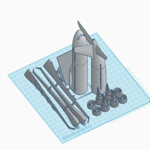 c2a0e5591bd1b434358f41bb205a039a_preview_featured.jpg Download free STL file A340 1:200 single bed print • 3D print object, Zippityboomba