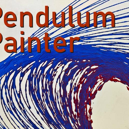 bitmap.png Télécharger fichier STL gratuit Peintre au pendule • Plan imprimable en 3D, Zippityboomba