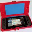 Impresiones 3D gratis Switchbox V5 - con bisagras, Zippityboomba