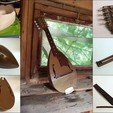 Download free 3D printer designs Neopolitan Mandolin, Zippityboomba
