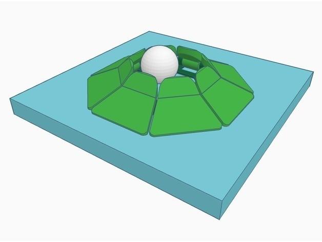 826740fd75e620e2cb3df88ffdd07c46_preview_featured.jpg Télécharger fichier STL gratuit PiP Any-Direction Putt Practice • Design à imprimer en 3D, Zippityboomba