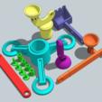 Capture d'écran 2017-03-24 à 12.05.07.png Download free STL file Fingerdigger • Design to 3D print, Zippityboomba