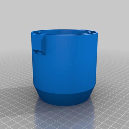 Base_V2.png Télécharger fichier STL gratuit Peintre au pendule • Plan imprimable en 3D, Zippityboomba