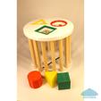 Download free 3D printer designs Didactic Toy #1, Churuata3D