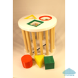 Free STL file Didactic Toy #1, Churuata3D